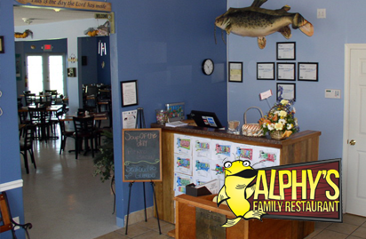 Alphy S Family Restaurant In Navarre A Great Place For Breakfast And Lunch